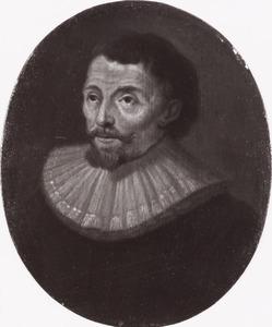 Portret van Jan van der Rosieren (1581- )