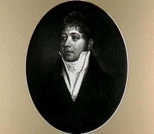 Portret van Henric Bicker (1777-1834)