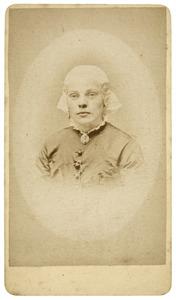 Portret van Sara Regina Koudenburg (1856-1934)