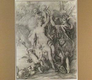 Perseus bevrijdt Andromeda (Metamorfosen 4:665-739)