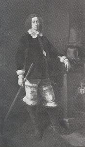 Portret van Christian Barnekow (1556-1612)
