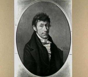 Portret van Prof. Dr. Gerbrand Bakker (1771-1828)