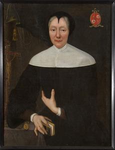 Portret van Isabella Aldegonda Speyart van Woerden (1661-1743)