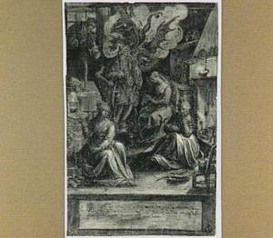 De vrijgevigheid van de Heilige Nicolaas