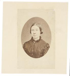 Portret van Gerardina Maria Stans (1823-1896)