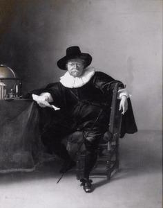 Portret van een 57-jarige man