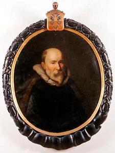 Portret van Willem Jansz. van Loon (1537-1618)