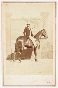 Portret van Leonardus Antonio van Lightenvelt (1795-1873)