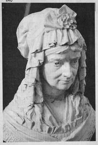 Portret van de schrijfster Betje Wolff (1738-1804)