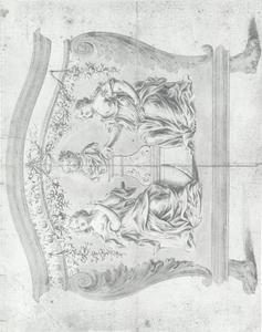 Ornament voor sarcofaag