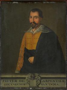 Portret van Pieter de Carpentier (1588-1659)