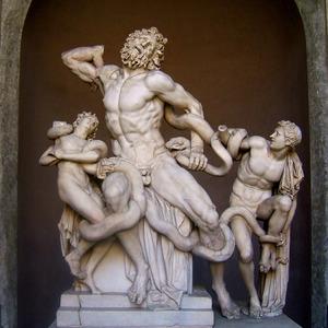 Laocoön en zijn zoons