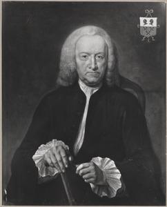 Portret van Jan van Loon (1677-1763)