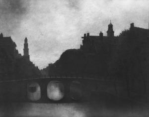Prinsengracht te Amsterdam