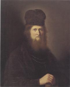 Portret van een waardigheidsbekleder van de Oosters-orthodoxe Kerk