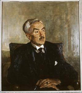 Portret van Willem Maurits de Brauw (1876-1962)