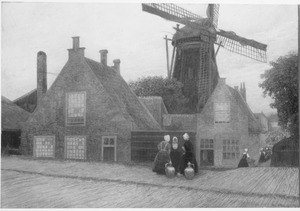 Avondstemming in Dordrecht