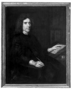 Portret van Nicolaas van der Meer (1652-1728)