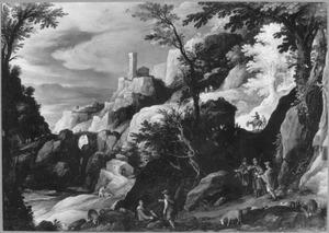 "Berglandschap (""De Emmausgangers"")"