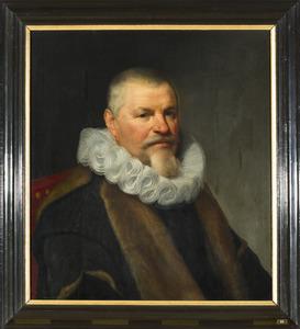 Portret van Cornelis van Beveren (1568-1641)