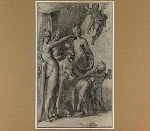 Het toilet van Venus
