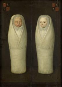 Een ingebakerde tweeling: de vroeg gestorven kinderen van Jacob de Graeff en Aeltge Boelens
