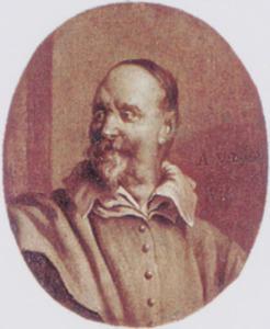 Portret van Jan Snellinck I (1544-1638)