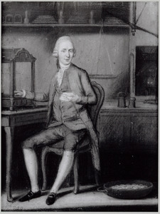 Portret van Carel Frederik Wesselman (1746-1825)