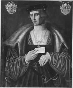 Portret van Juw van Botnia (?-1538)
