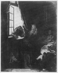 Portret van Claude-Henri Watelet (1718-1786)