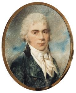 Portret van Jacob Marcus Rosenik (1775-1853)