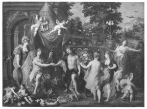 Allegorie op de Deugd