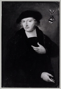 Portret van Meeus Dircksz. Doos (....-....)