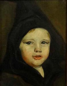 Kind van de kunstenaar Cornelis Spoor