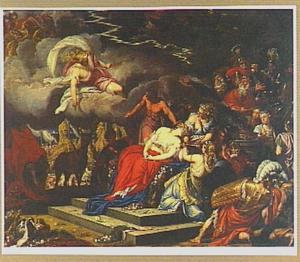 Het offer van Iphiginea