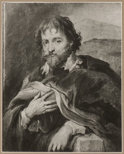Porrtet van Peter Paul Rubens (1577-1640)