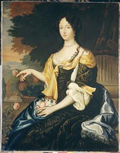 Portret van Maria Dulcia Spiering (1661-1707)