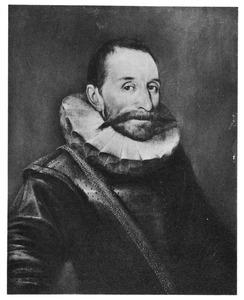 Portret van Johan van der Does (1545-1604)