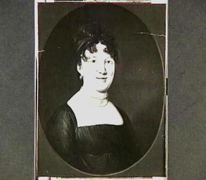 Portret van Gesina Brok (1774-1848)