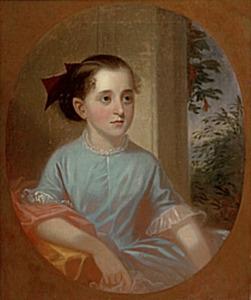 Portret van Sally McGraw