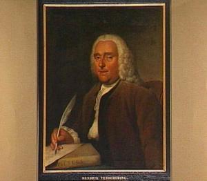 Portret van Hendrik Verschuring (1627-1690)