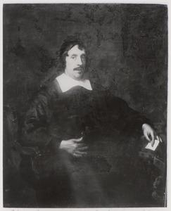 Portret van een man, mogelijk Gilbert de Flines (1611-1671)