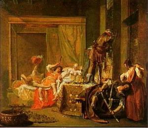Het huwelijk van Messalina en Gaius Silius