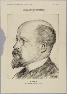 Portret van Dr. Jan Veth