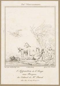 Verschijning van de engel aan de herders