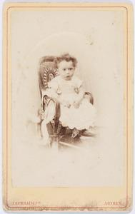 Portret van Frans Lodewijk Gerhard Zeno Maria Vonk de Both (1873-1952)