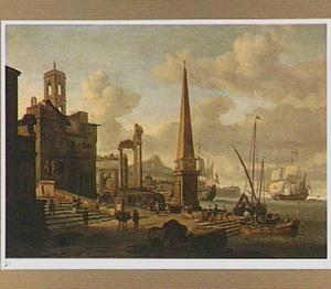 Hollandse schepen voor een mediterrane haven