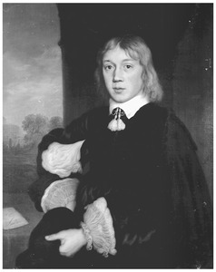 Portret van J. Reinders