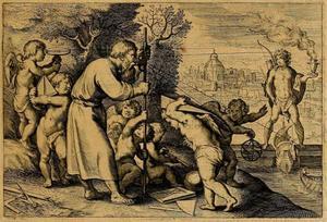 Vignette voor F. Aguilon, Opticorum Libri Sex, Antwerpen 1613
