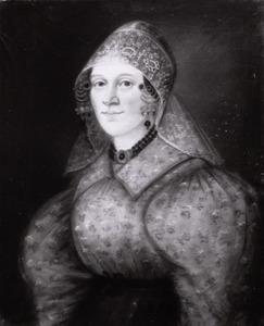 Portret van Baaltje Emaus ( -1899)